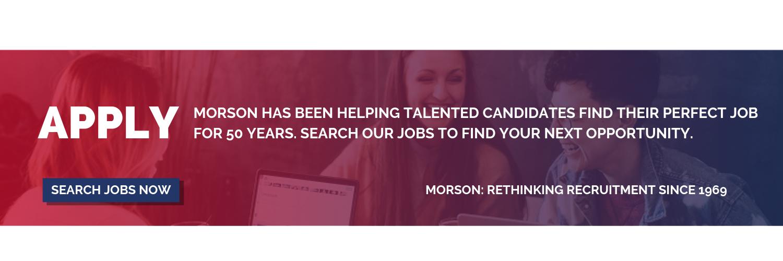 search morson jobs