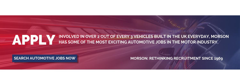 search morson automotive jobs